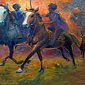 Men In Defence by Prosper Akeni