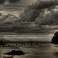 Menacing Clouds by Greg DeBeck