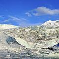 Mendenhall Glacier by Cathy Mahnke