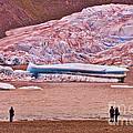 Mendenhall Glacier Juneau 2 by Allen Beatty