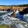 Mendocino Coast by Kathleen Bishop