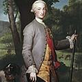 Mengs, Anton Raphael 1728-1779. Charles by Everett