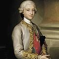 Mengs, Anton Raphael 1728-1779. Infante by Everett