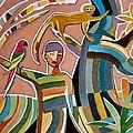 Menino Na Amazonia II by Marcio Melo