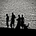 Mennonite Sunset by Sennie Pierson