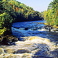 Menominee River At Piers Gorge, Upper by Panoramic Images