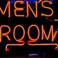 Men's Room by Ed Weidman
