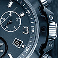 Mens Watch Close Up by Simon Bratt Photography LRPS