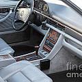 Mercedes 560 Sec Interior by Gunter Nezhoda