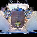 Mercedes Benz Cabriolet 540k by Dave Mills