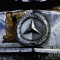 Mercedes Benz Shabby Chic by Nola Lee Kelsey