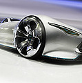 Mercedez Benz Amg Vision Gran Turismo  by Jerome Obille