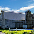 Mercer County Barn by Anthony Thomas