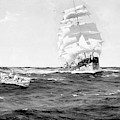 Merchant Ship, 1899 by Granger