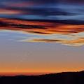 Mercury At Sunset by Juan Carlos Casado (starryearth.com)