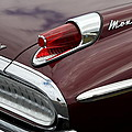 Mercury Monterey Taillight by Christiane Schulze Art And Photography