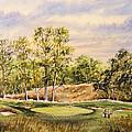 Merion Golf Club by Bill Holkham