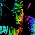 Merle Haggard by Michael Lee