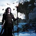 Merlin by Gabor Gabriel Magyar - Forgottenangel