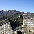 Merlon View From The Great Wall 726 by Terri Winkler
