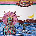 Yemoja Ufo  by Stormm Bradshaw