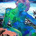 Mermaid by Diane Fine