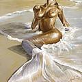 Mermaid by Karina Llergo