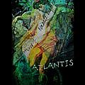 Mermaid Love Spell by Absinthe Art By Michelle LeAnn Scott