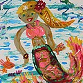 Mermaid Mermaid by Mary Carol Williams