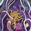Mermaid Under The Sea by Genevieve Esson