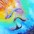 Mermaids by Marionette Taboniar