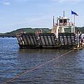 Merrimac Ferry - Wisconin by Steven Ralser