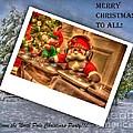 Merry Christmas by Dan Stone