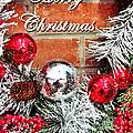 Merry Christmas by David Pantuso