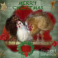 Merry Christmas by Donna Brown
