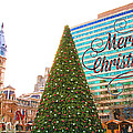 Merry Christmas From Philadelphia by Alice Gipson