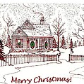 Merry Christmas by Lizi Beard-Ward