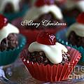 Merry Christmas - Puddings by Joy Watson