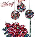Merry Christmas by Sherry Shipley