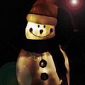 Merry Christmas Snowman  by Saija  Lehtonen