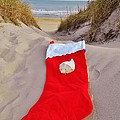 Merry Christmas Stocking 2 12/23 by Mark Lemmon