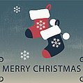 Merry Christmas Stocking Stuffers by Florian Rodarte