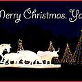 Merry Christmas Ya'll by Debbie Karnes