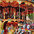 Merry Go Round by Dave Mills