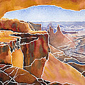 Mesa Arch by Mary Giacomini