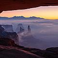 Mesa Mist by Chad Dutson