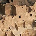 Mesa Verde Ruins  by Tom Janca