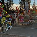 Mesilla Nm Cemetery 14  by Jeff Brunton