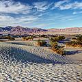 Mesquite Flat Dunes by Heidi Smith
