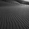 Mesquite Sand Dunes  by Angela Stanton